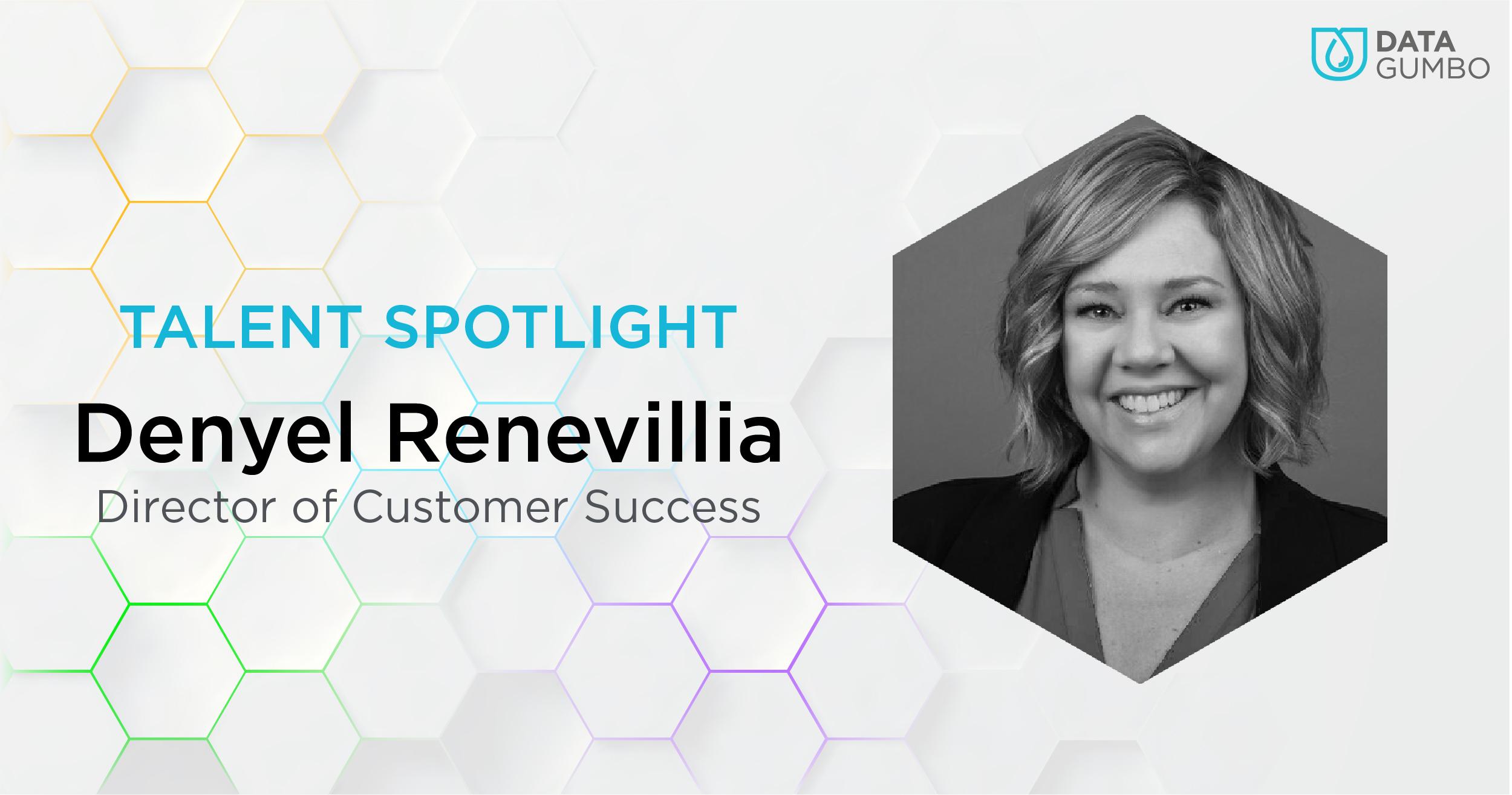 Data Gumbo Talent Spotlight: Denyel ReneVillia