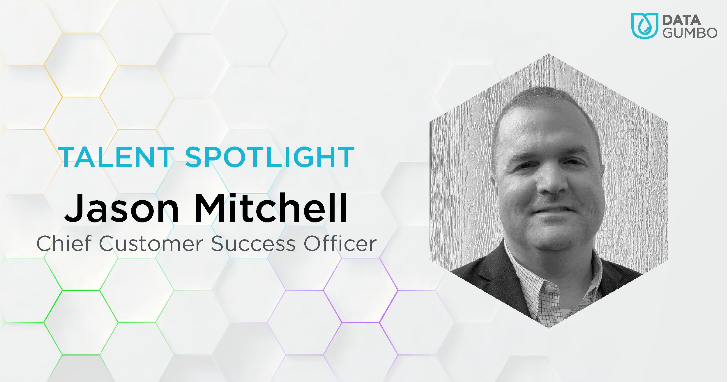 Data Gumbo Talent Spotlight: Jason Mitchell