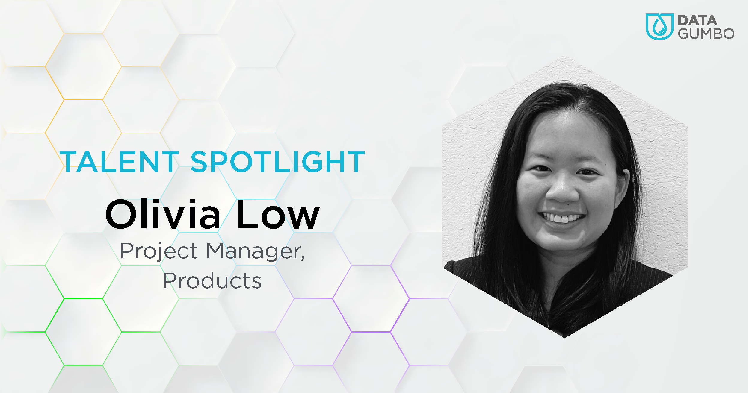 Olivia Low, Project Manager, Products